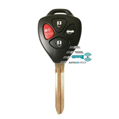 toyota camry 2007 key