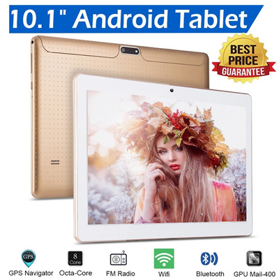 10 1 Inch 4G + 64G Android 6 0 Tablet PC HD Dual Sim Dual Camera Wifi  tablets 10 1 Pouce 4G + 64G An