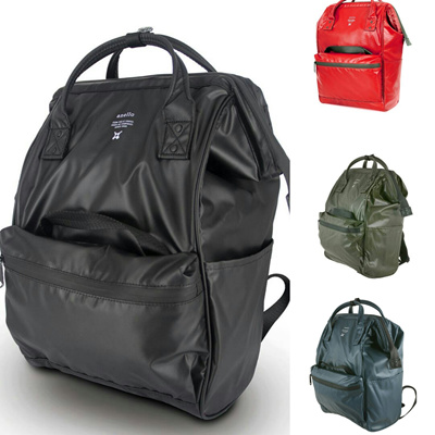 3f8f33fd055 Qoo10 - 100% Authentic Anello Limited Edition Waterproof Backpack - 50% OFF  !!... : Bag & Wallet