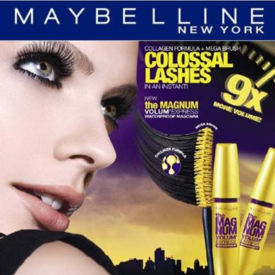 0b2f1959d18 ... Qoo10 100 Authentic Maybelline Mascara Volum Express magnum Volum Expre  Cosmetics