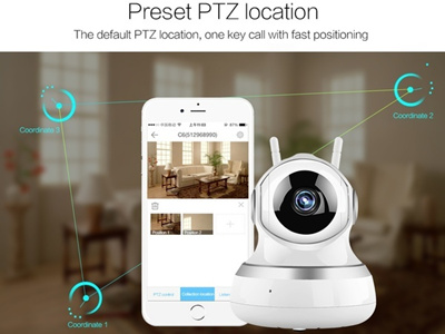 Qoo10 - 1080P Home Security HD IP Camera Wireless Smart WiFi Audio ... ae957581e2