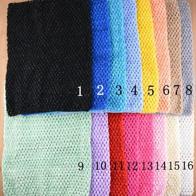 Qoo10 12 Inch Large Crochet Tube Top Tutu Top For Tutu Dress