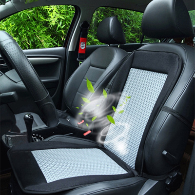 12V Cooling Car Seat Cushion Cover Air Ventilated Conditioned Fan Cooler Pad