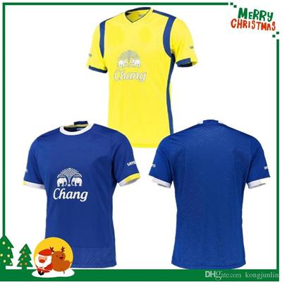 info for 6dddd ef71f 16 17 everton Jersey BARKLEY Jersey everton FC football Shirt 2016 2017  Soccer Jerseys Uniforms Free