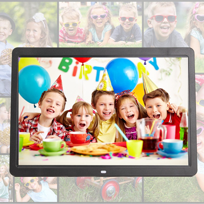 Qoo10 17 Inch Hd Digital Frames Lcd Gallery Photo Pictures Frame