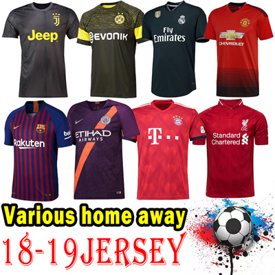 920070049 Qoo10 - 18-19 jersey   Sportswear