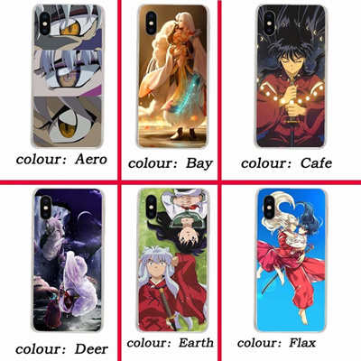 coque iphone 6 inuyasha