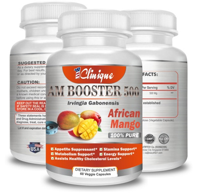 1cliniqueam Booster 500 Appetite Suppressant Metabolism Support Boosts Weight Loss Made In Usa