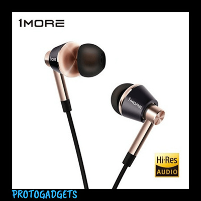 (LOCAL SELLER) (BNIB) E1001 1MORE Triple Driver In-Ear Headphones (