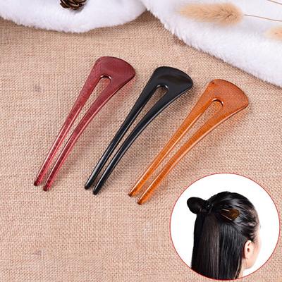 1pc Abs Plastic Hair Stick 120mm Resin Vintage Hair Sticks Women Hair  Accessoires Hair Clips