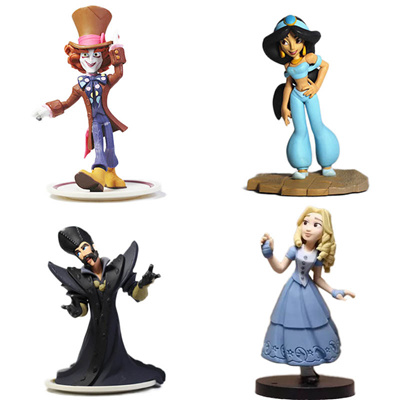 1cf917cc4 Qoo10 - 1pcs 9cm alice in wonderland action figures mad hatter alice doll  coll...   Toys