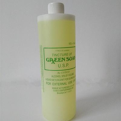 Qoo10 1x16oz Bottle Tattoo Green Soap Cleaning Water Skin Ink Wash