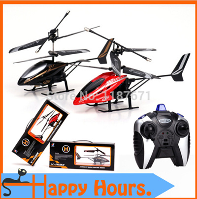 2 5CH Rc Helicopter Remote Control Helicopter Radio Control Metal Shatter  Resistant RC Helicopter with light Kids Toy Gifts