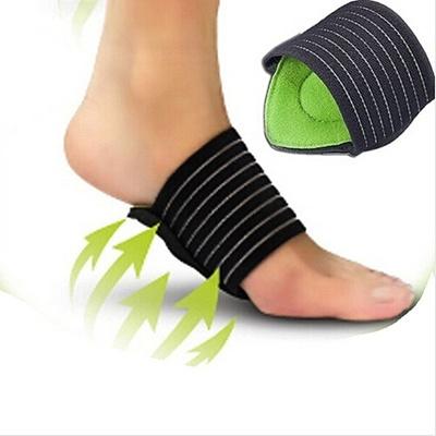 bc46ec4ef2 Qoo10 - 2 PCS Foot Insoles Arch Support Plantar Fasciitis Heel Aid Feet  Cushio... : Cosmetics