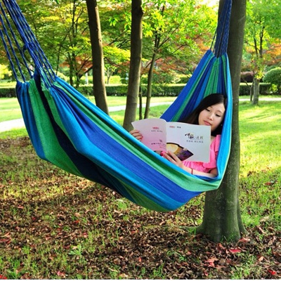 Hammock Air Chair Qoo10 2 Sleeping Reading 300kg Canvas Hammock Air