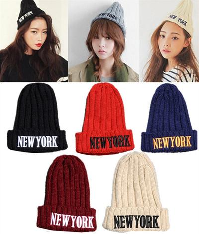 7b2e4f4c135 Qoo10 - 2014 Autumn winter hats caps for man women knitted hats caps.causal  Ch...   Fashion Accessor.