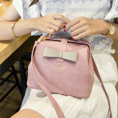 qoo10 2015 spring and summer candy colored handbags doctor bag