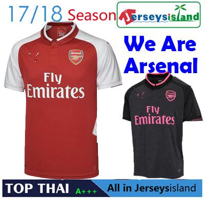 683e9f5b2 Qoo10 - Arsenal jersey 2017   Sportswear