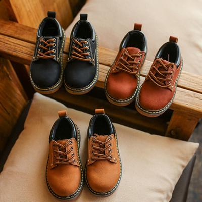 39640004ca58 Qoo10 - Kids PU Shoes   Kids Fashion