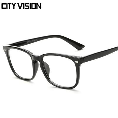 Qoo10 - 2017 New Fashion Square Eyeglasses Frame Spectacles women Brand  Design...   Fashion Accessor. 291d95f506
