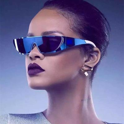 Qoo10 - 2017 rihanna vintage sunglasses women polarized sun glasses retro  shie...   Fashion Accessor. 790f9d5497