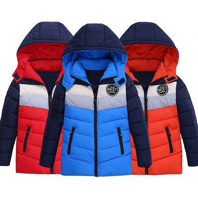 62b6b1840 Qoo10 - 2018 Baby Boys Jacket Winter Thick Jackets For Boys Children ...