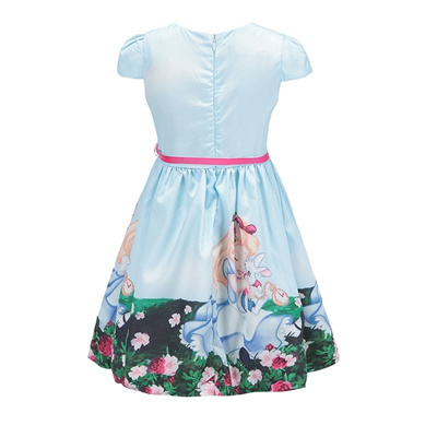 7afb9ad9a Qoo10 - 2018 Baby Girls Dress for Party Princess Snow White Summer ...