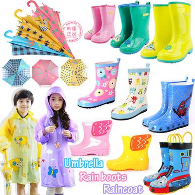 qoo10 raincoat kids fashion