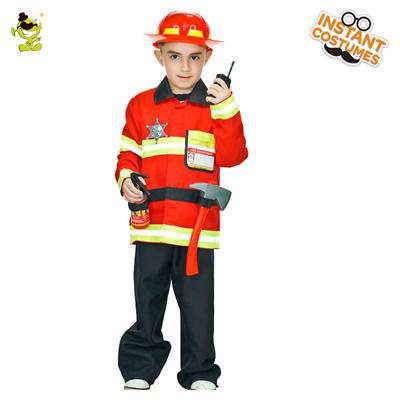 35c3239c Qoo10 - 2018 New boy s fireman Costumes Fire Fighter Career Suit Kids  Hallowee... : Furniture & Deco