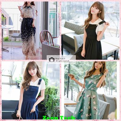 2018 New Korean Style Dream Dresses For Formal Casual Work Dinner