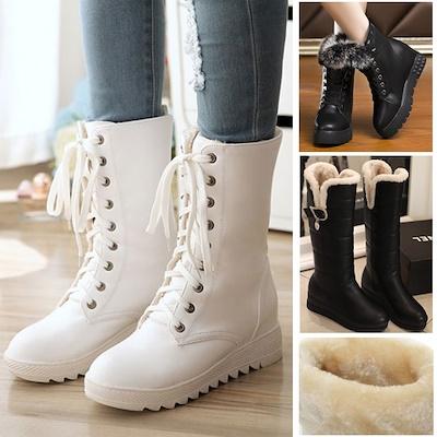 8bef0c169429 2018 Winter boots   Snow boots   Rain boots   Womens boot   waterproof winter  boots
