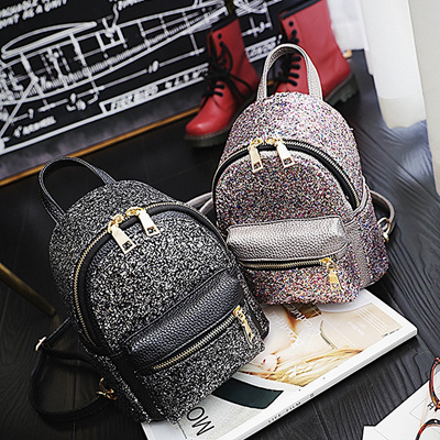 9e2bda14ee Qoo10 - 2018 Women Leather Backpack children backpacks mini backpack women  bac...   Fashion Accessor.
