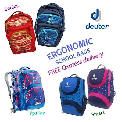 2019 ERGONOMIC School Bags Backpacks for Kids Children  DEUTER  a5a198711cc52