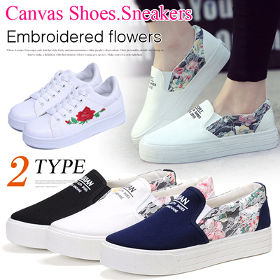52307e870 Qoo10 - Canvas Shoes.Sneaker : Shoes