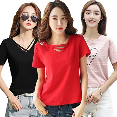 d780bf0d37fab8 Qoo10 - T shirt   Women s Clothing