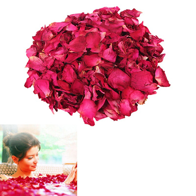 20g/30g/50g/100g Dried Rose Petals Natural Dry Flower Petal Spa Whitening  Shower Bath Tool