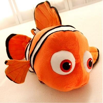 Qoo10 Nemo Dory Plush Toy Toys