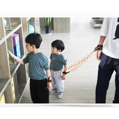 Baby Kid Safety Stretch Harness Hand Belt Anti-lost Walking Strap Wrist Leash US