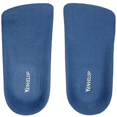 fb18991018 Qoo10 - 3/4 Length Orthotics By Envelop - Best Insoles for Plantar Fasciitis,  ... : Men's Bags & Sho.