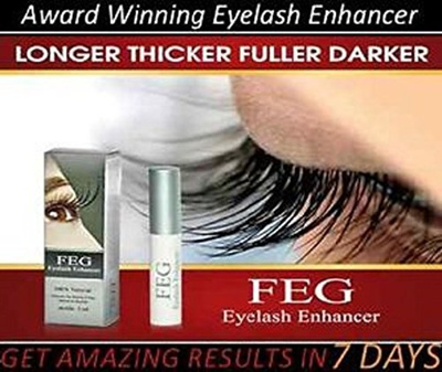 f88f71d00e2 Qoo10 - 3 X FEG Eyelash enhancer!!! 3 pieces of most powerful eyelash growth  S... : Skin Care