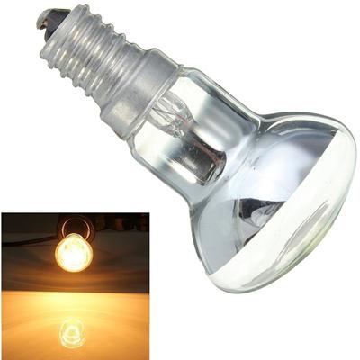Qoo10 30w 220v R39 Clear Reflector Spot Light Lava Lamp Bulb