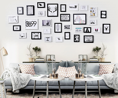 Wonderful 31 Frames Photo Wall Deco House Warming Gift Home Decoration