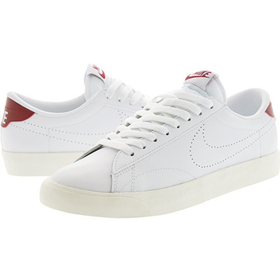 differently d3b4a 2c1b3 Qoo10 - 377812117NIKE TENNIS CLASSIC AC WHITE  WHITE-CHIANTI  Mens  Bags  Shoes