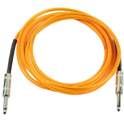 Qoo10 - 3M Guitar Cable Amplifier Amp Instrument Lead Cord : Cameras ...