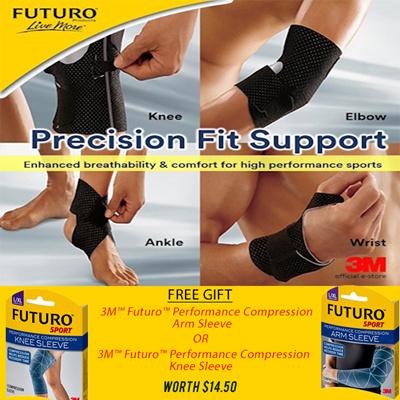33d2125257 Qoo10 - Futuro Precision Fit : Sportswear