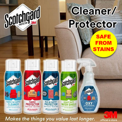 Qoo10 scotchgard cleaners household bedding official e store scotchgard cleaners and protectors fabric upholstery fandeluxe Images