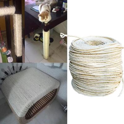 Qoo10 3m Sisal Rope Cats Scratching Post Toys Making Diy Desk Foot