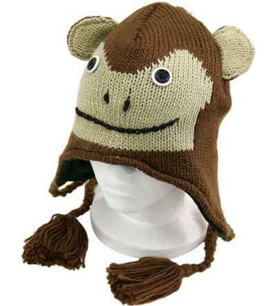 Qoo10 - (3rd Power Outlet) Kids Monkey Trooper Winter Hat - One Size Fits  Most...   Kids Fashion 62122fb049d
