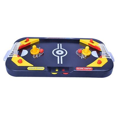 41x21x5cm Mini 2 In 1 Tabletop Air Hockey Desktop Game Toy