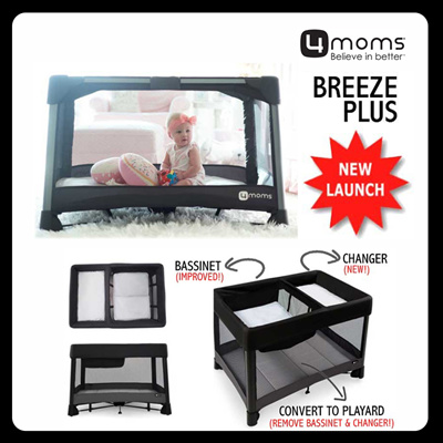 Image result for 4moms breeze plus